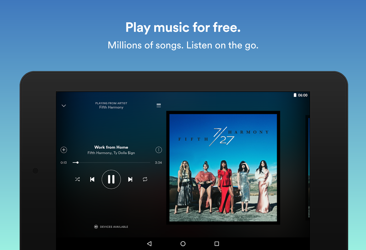 Spotify Music 8.4.23.784 Screen 5