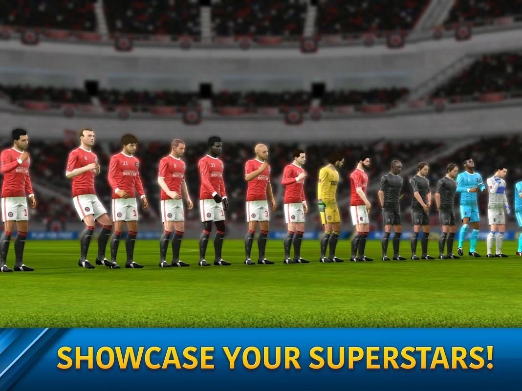 Dream League Soccer 2017 6.05 Screen 8