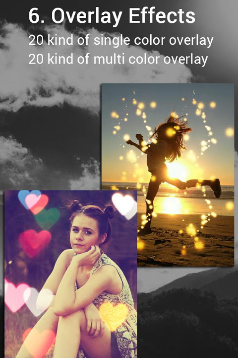 Android Fotos - Photo editor & Collage Screen 6