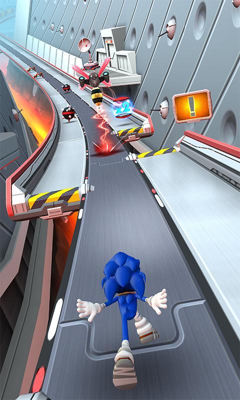 Sonic Dash 2: Sonic Boom 1.7.17 Screen 4