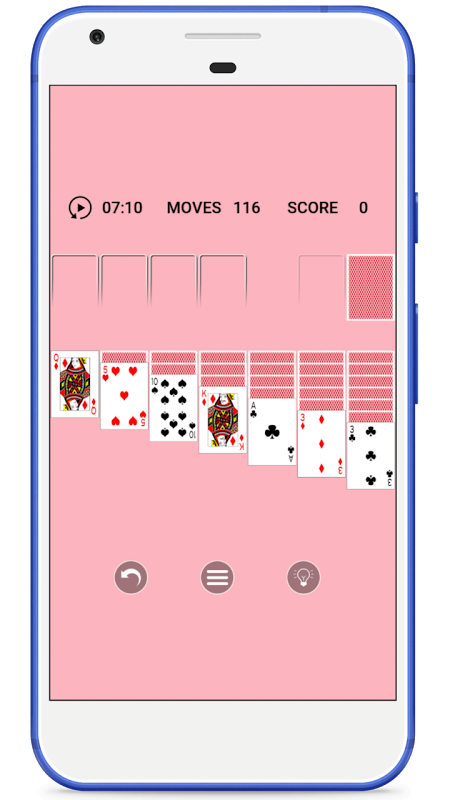 Solitaire 1.0.1 Screen 3