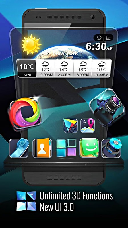 Android NextLb Screen 1