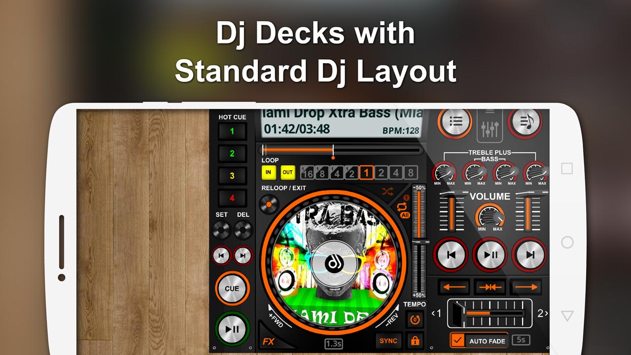 DiscDj 3D Music Player - Dj Mixer v4.005s Screen 5