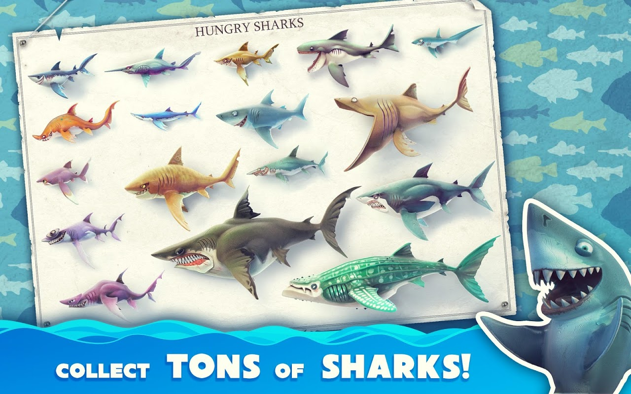 Hungry Shark World 3.1.2 Screen 18