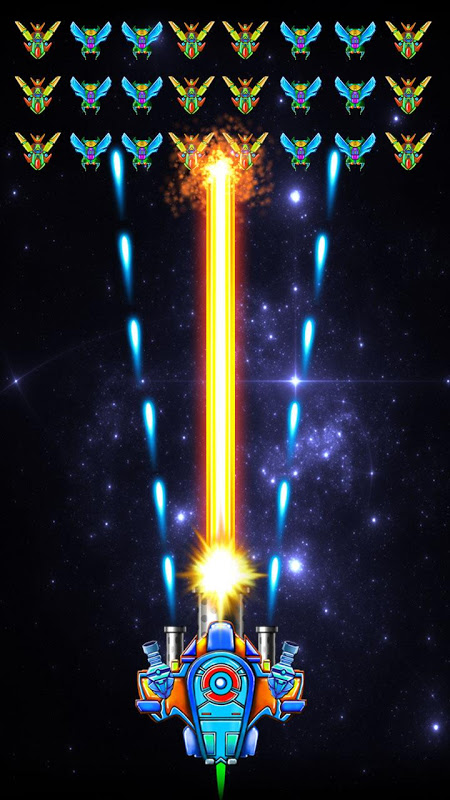 Galaxy Attack: Alien Shooter 6.20 Screen 12