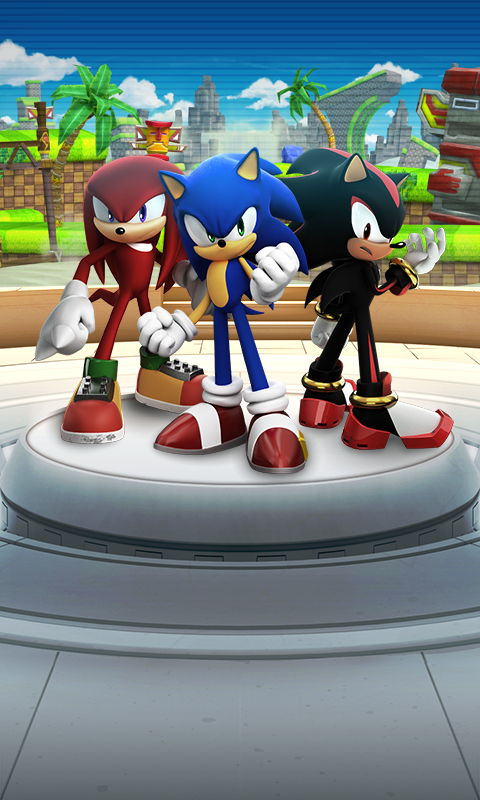 Android Sonic Forces Screen 5