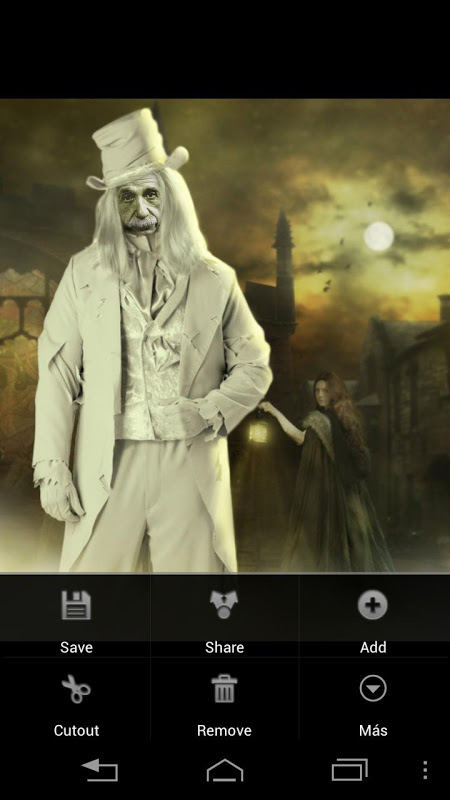 Android PhotoFacer Full Screen 13