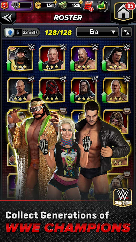 WWE Champions Free Puzzle RPG 0.306 Screen 7