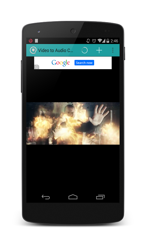 Video to mp3 converter (Free) 1.3.2 Screen 4