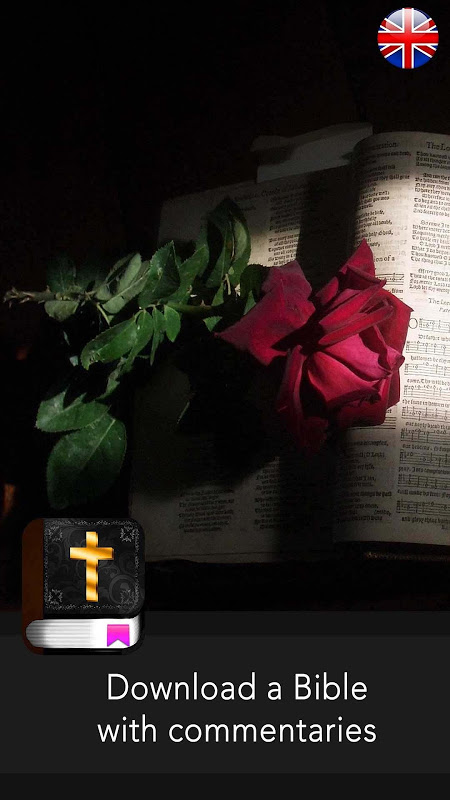 Android Study Bible free Screen 6