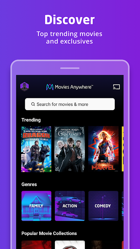 Movies Anywhere 1.19.1 Screen 5