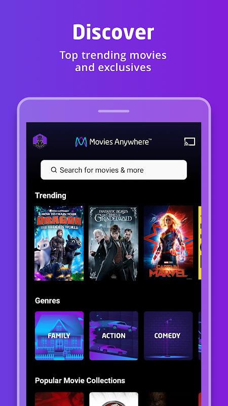 Movies Anywhere 1.22.0 Screen 5