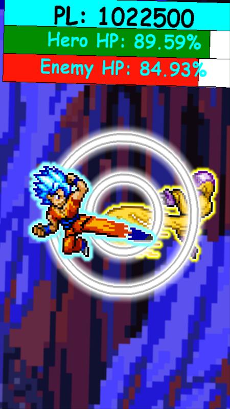 Saiyan Power 1.5 1.1.1 Screen 1