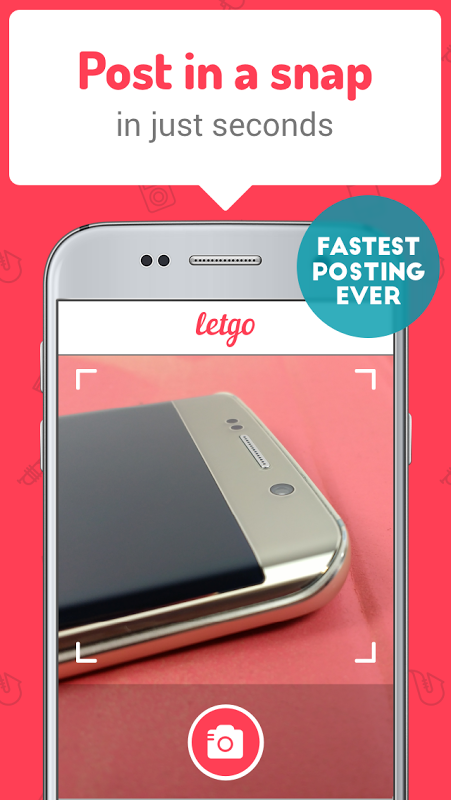letgo 1.8.5 Screen 1