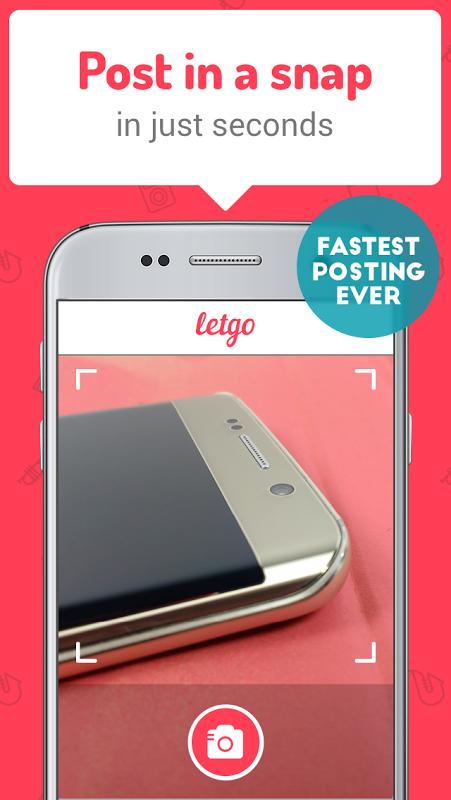 letgo: Buy & Sell Used Stuff 1.9.5 Screen 1