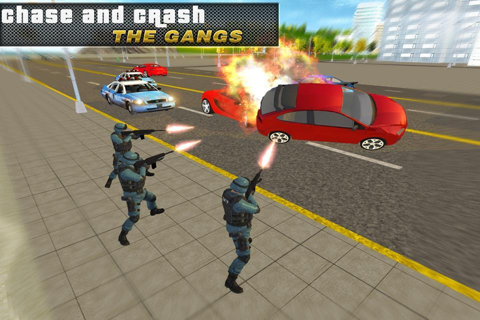 Android Criminal Story! Miami Gangster Screen 2