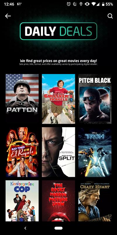 Movies Anywhere 1.13.0 Screen 6