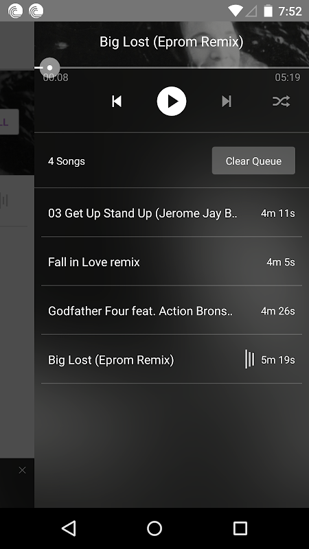 BitTorrent- Torrent Downloads 6.1.1 Screen 3