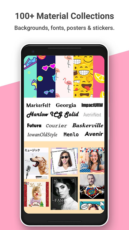 Photo Grid - Photo Editor, Video & Photo Collage 6.90 Screen 5
