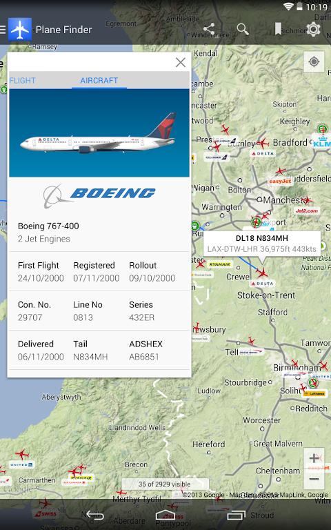 Plane Finder - Flight Tracker APKs   Android APK