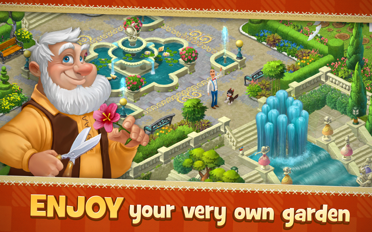 Android Gardenscapes Screen 18