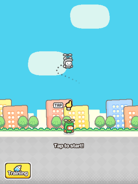 Android Swing Copters 2 Screen 6