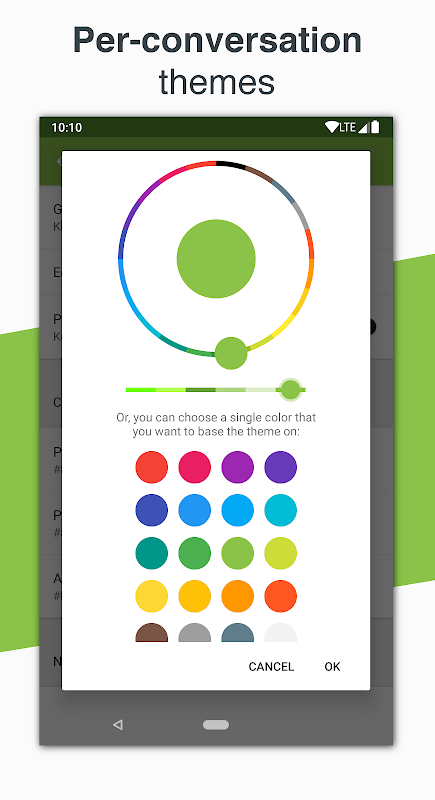 Android Pulse SMS (Phone/Tablet/Web) Screen 8