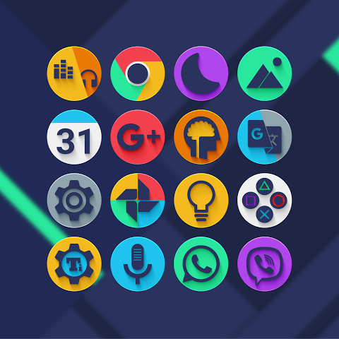 Android Almug - Icon Pack Screen 15