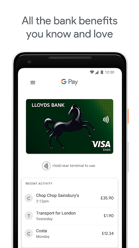 Android Pay 2.97.265766933 Screen 7
