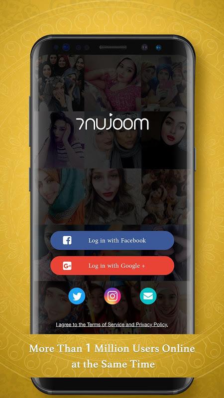 7Nujoom– Live Stream Video Chat & Random Chat Room 5.9.0 Screen 14