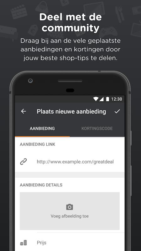 Android Pepper.com: De heetste deals Screen 4