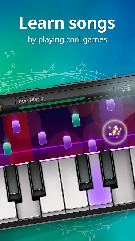 Android Piano Free - Keyboard with Magic Tiles Music Games Screen 4