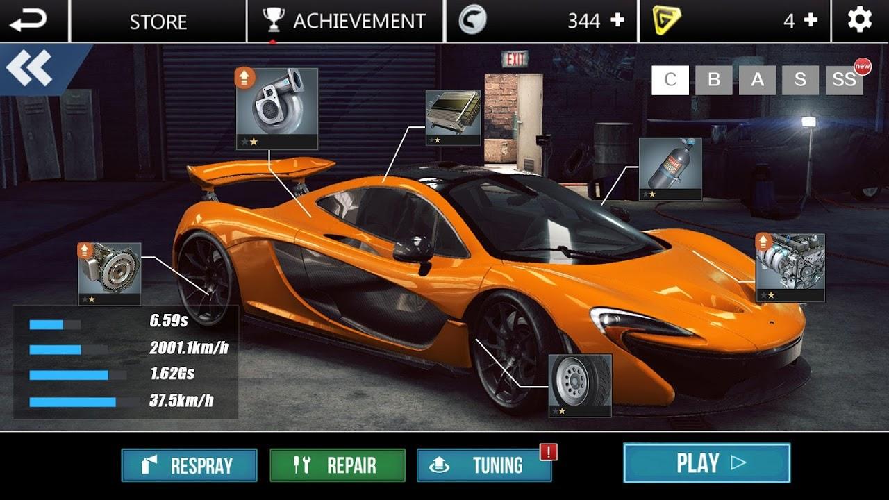 Android Speedway Drifting- Asphalt Car Racing Games Screen 3
