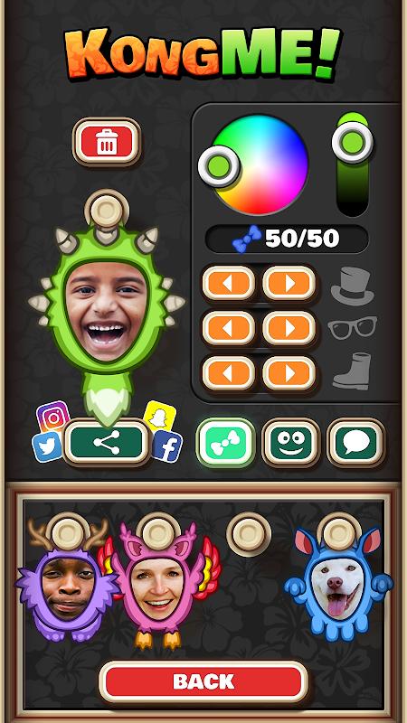 Android Sling Kong Screen 5