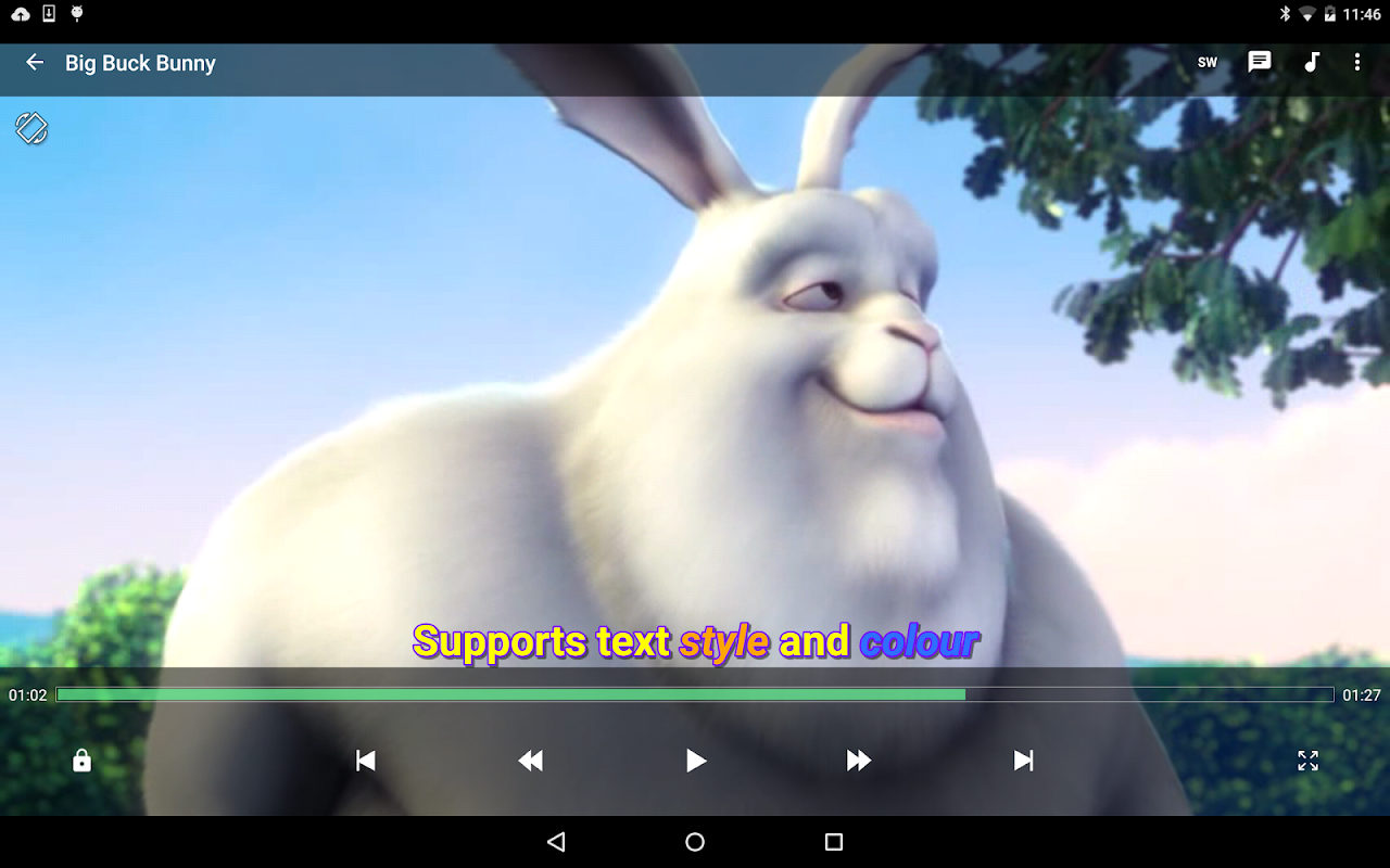 MX Player 1.10.7.1 Screen 4