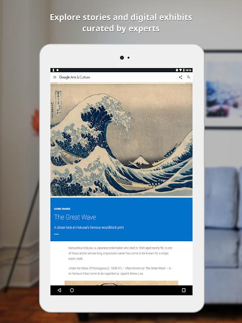 Google Arts & Culture 7.2.16 Screen 3