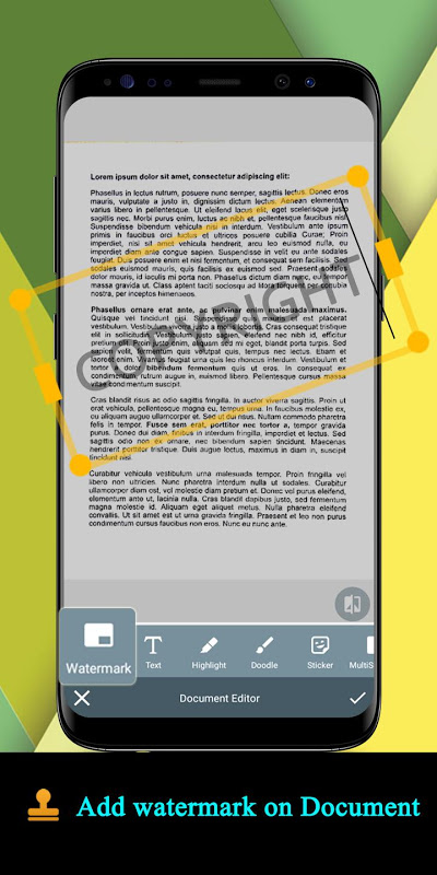 Document Scanner - PDF Creator 5.5.4 Screen 6