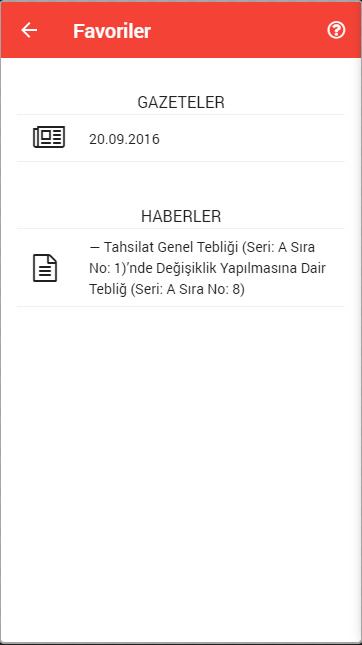Android Resmi Gazete Screen 7