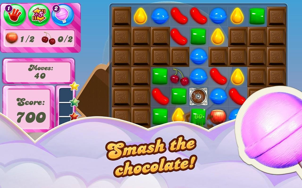 Android Candy Crush Saga Screen 16