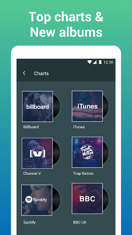 Android Free Music Lite - Offline Music Player Screen 7
