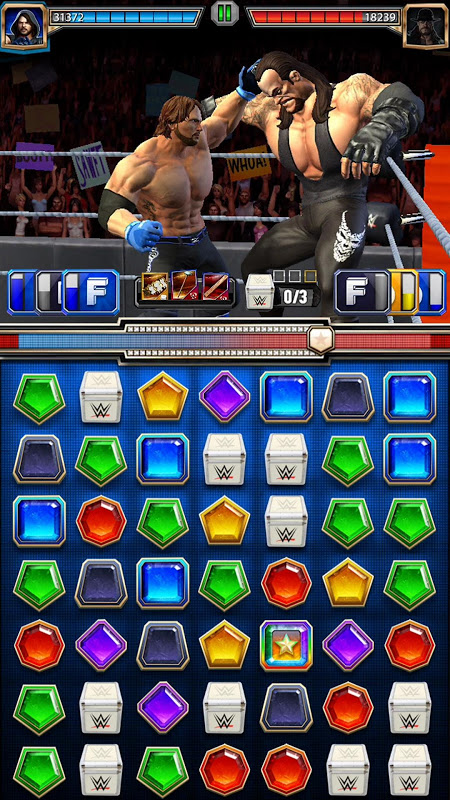 WWE Champions Free Puzzle RPG 0.306 Screen 3