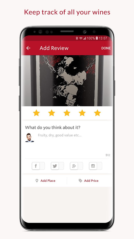 Android Vivino: Buy the Right Wine Screen 3