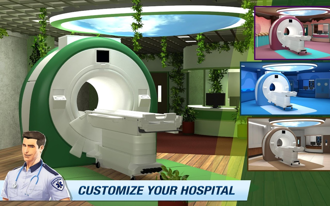 Operate Now: Build your own hospital 1.34.4 Screen 4