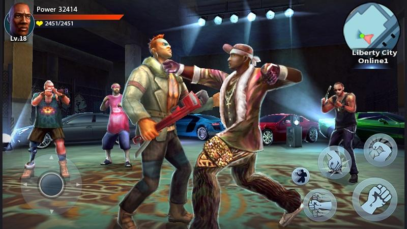 Auto Theft Gangsters 1.07 Screen 3