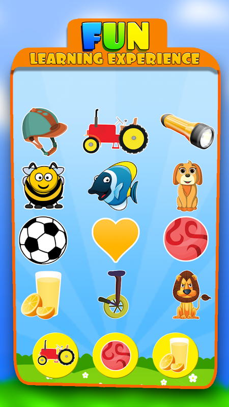 Android Kids Learning Educational Game Screen 6