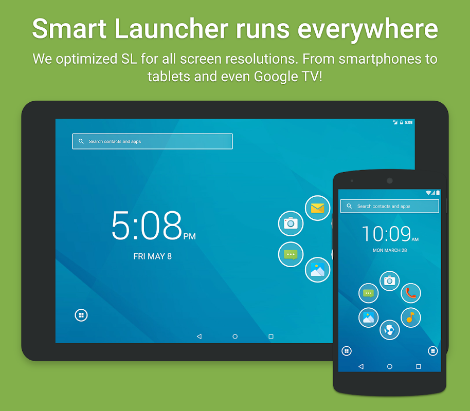 Android Smart Launcher Pro 3 Screen 9