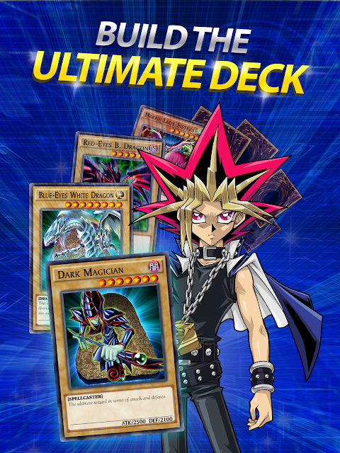 Android Yu-Gi-Oh! Duel Links Screen 5