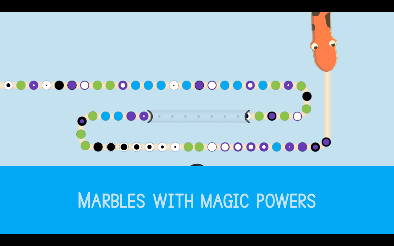 Android Sneak In - Marble Shooter Game Screen 8