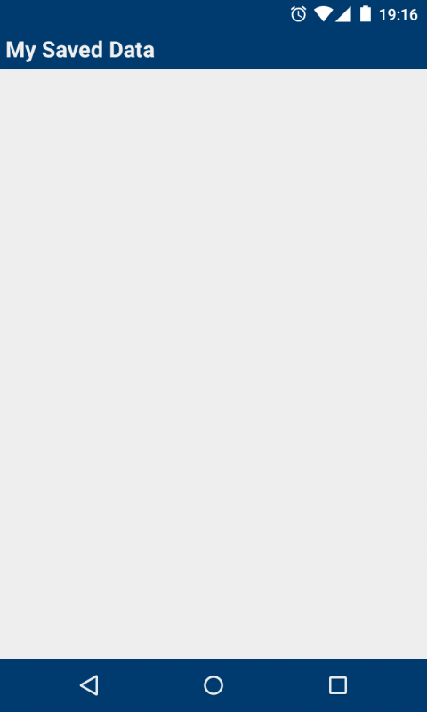 Android Hindi Translator Screen 6