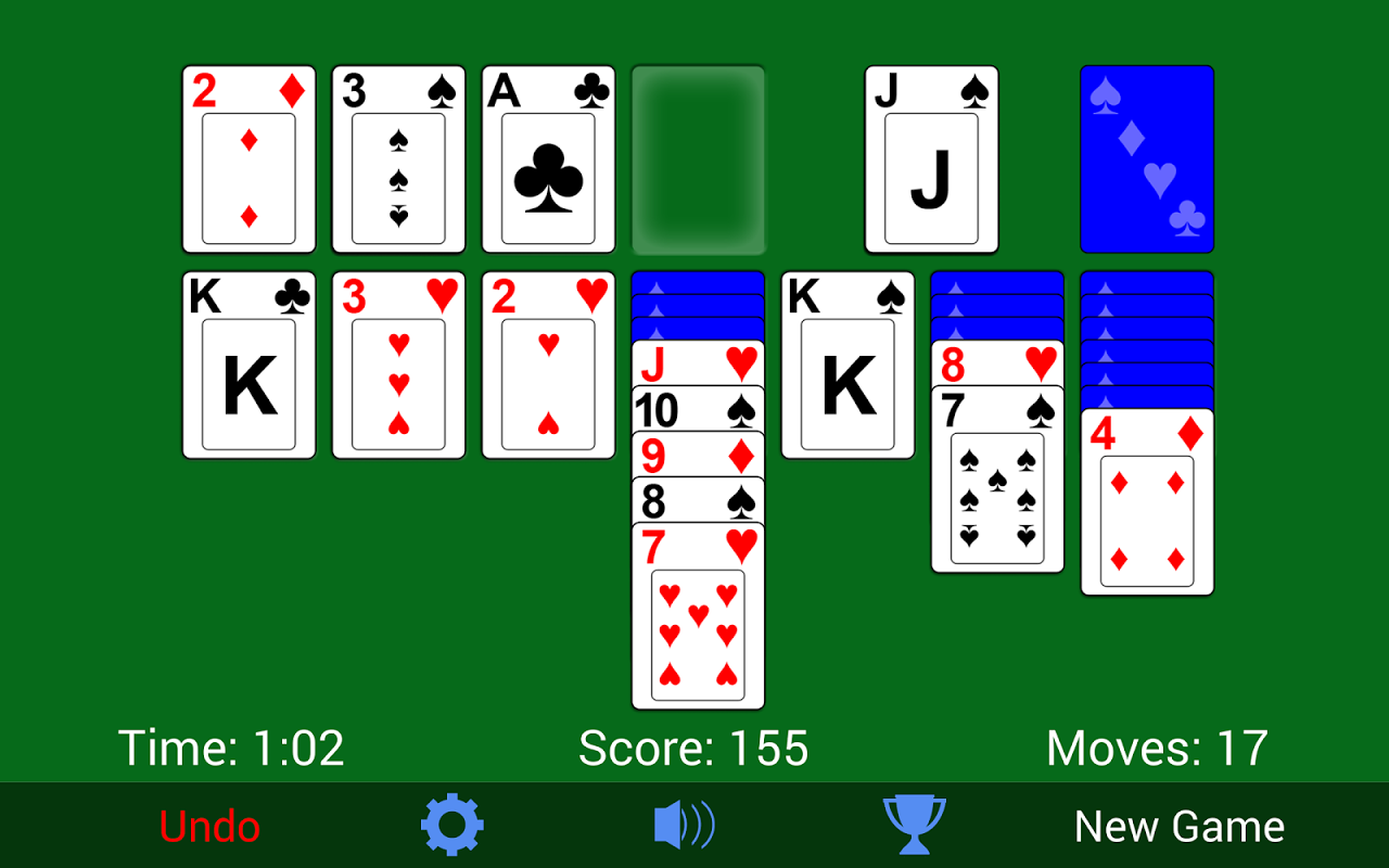 Solitaire 3.3.3 Screen 5